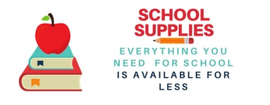 Wholesale School Supplies for back to school
