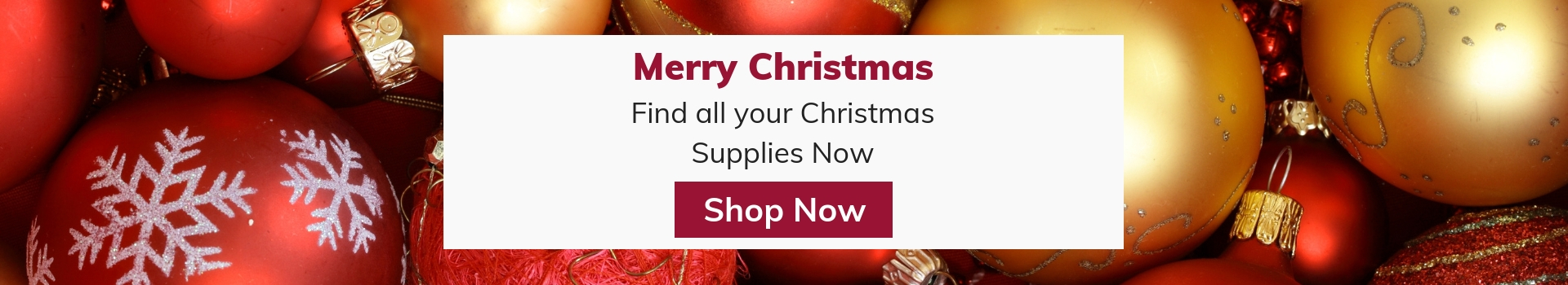 Bulk Merchandise Wholesale Christmas Supplier