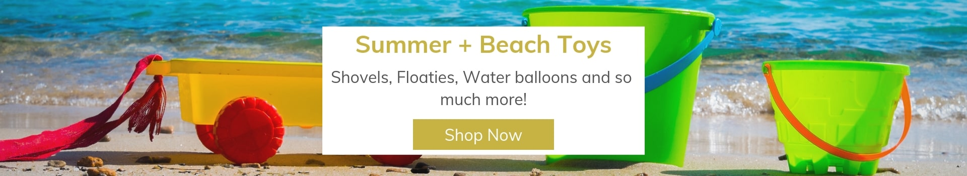 Wholesale Summer Toys