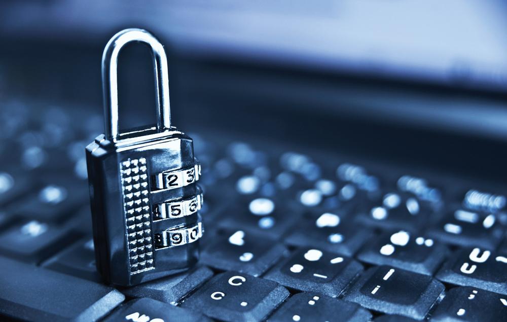 secure combination padlock