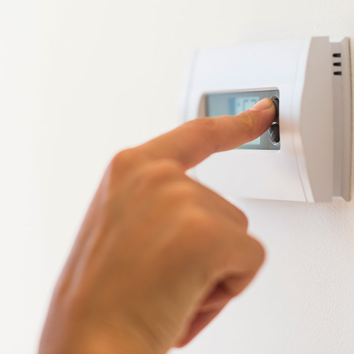 tricking your thermostat