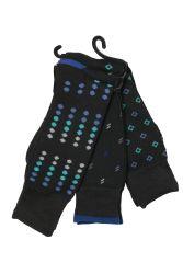 60 Units of Mens Elegant Patterned Dress Socks - Mens Dress Sock