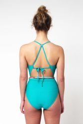 Yacht & Smith Womens Fashion One Piece Bathing Suit Size X Large - Womens Swimwear