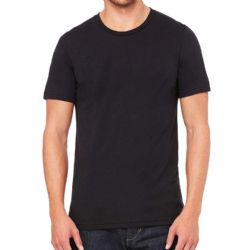 12 Units of Mens Cotton Crew Neck Short Sleeve T-Shirts Mix Colors , X-Large - Mens T-Shirts