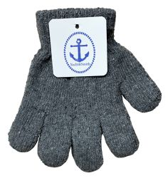 60 Units of Yacht & Smith Kids Warm Winter Colorful Magic Stretch Gloves Ages 2-5 - Kids Winter Gloves