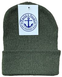 24 Units of Yacht & Smith Kids Winter Beanie Hat Assorted Colors - Winter Beanie Hats