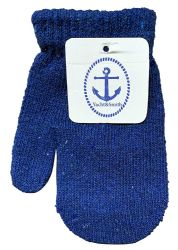 24 Units of Yacht & Smith Kids Warm Winter Colorful Magic Stretch Mittens Age 2-8 - Kids Winter Gloves