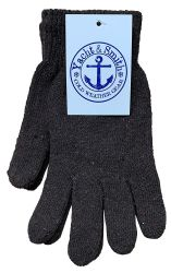 240 Units of Yacht & Smith Mens Womens, Warm And Stretchy Winter Gloves (240 Pairs Assorted) - Knitted Stretch Gloves