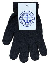 120 Units of Yacht & Smith Women's Warm And Stretchy Winter Magic Gloves - Knitted Stretch Gloves