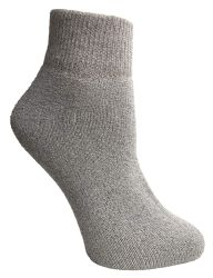 48 Units of Yacht & Smith Women's Cotton Assorted Color Quarter Ankle Sports Socks, Size 9-11 - Womens Ankle Sock