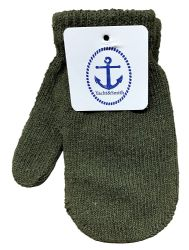 60 Units of Yacht & Smith Kids Warm Winter Colorful Magic Stretch Mittens Age 2-8 - Kids Winter Gloves