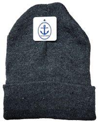 144 Units of Yacht & Smith Unisex Winter Warm Acrylic Knit Hat Beanie - Winter Beanie Hats