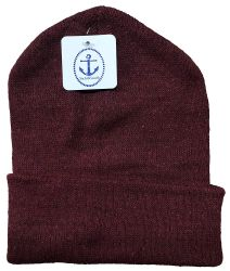 24 Units of Yacht & Smith Unisex Winter Warm Acrylic Knit Hat Beanie - Winter Beanie Hats