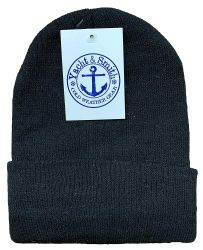 48 Units of Yacht & Smith Winter Beanies, Cold Weather Warm Knit Skull Caps, Unisex Hats - Winter Beanie Hats