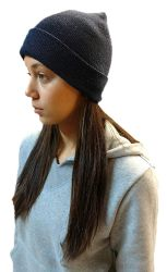 12 Units of Winter Beanies Toboggan Hat Assorted Colors One Size Unisex - Winter Beanie Hats