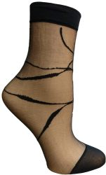 30 Units of Yacht & Smith 4 Pack Fishnet Ankle Socks, Mesh Patterned Anklet Sock - Womens Ankle Sock