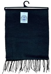 6 Units of Yacht & Smith 3 Piece Winter Set, Hat Glove Fleece Scarf Unisex (black, 6 Sets) - Winter Care Sets