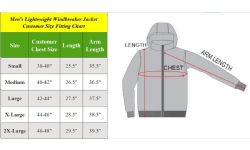 12 Units of Men's FleecE-Lined Water Proof Hooded Windbreaker Jacket Solid Black Size Small - Men's Winter Jackets