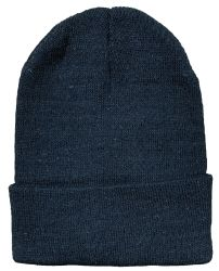 6 Units of Yacht & Smith Ladies Winter Toboggan Beanie Hats In Assorted Colors - Winter Beanie Hats