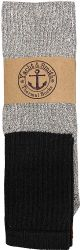 60 Units of Yacht & Smith Mens Cotton Thermal Tube Socks, Thick And Cold Resistant 9-15 Boot Socks - Mens Thermal Sock
