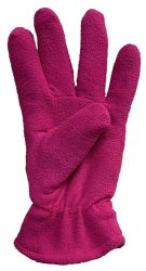 48 Units of Yacht & Smith Value Pack of Unisex Warm Winter Fleece Gloves, Many Colors, Mens Womens, One Size (48 Pack Woman) - Fleece Gloves