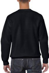 36 Units of Gildan Slightly Irregular Crew Neck Sweat Shirt Assorted Sizes - Mens Sweat Shirt