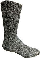 6 Units of Yacht & Smith Men, Hunting Hiking Backpacking Thermal Sock - Mens Thermal Sock