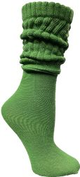 12 Units of Yacht & Smith Womens Cotton Slouch Socks, Womans Knee High Boot Socks (12 Pack Assorted) - Womens Crew Sock