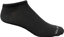 24 Units of Yacht & Smith Wholesale Men's Cotton Shoe Liner Training Socks Size 10-13 (assorted, 24) - Mens Ankle Sock