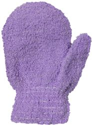 48 Units of Yacht & Smith Kids Fuzzy Stretch Mittens With Glittery Shine Ages 2-7 - Kids Winter Gloves