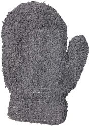 72 Units of Yacht & Smith Kids Fuzzy Stretch Mittens With Glittery Shine Ages 2-7 - Kids Winter Gloves