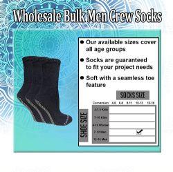 12 Units of Yacht & Smith Womens Loose Fit Gripper Bottom Diabetic NoN-Skid Slipper Black Socks, Grippy Hospital Sock, Size 9-11 - Women's Diabetic Socks