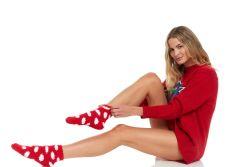 48 Units of Yacht & Smith Christmas Fuzzy Socks , Soft Warm Cozy Socks, Size 9-11 - Womens Fuzzy Socks