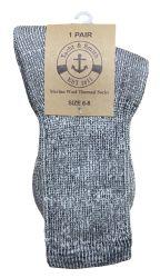 36 Units of Yacht & Smith Kids Merino Wool Thermal Winter Camping Boot Socks - Boys Crew Sock