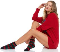 12 Units of Yacht & Smith Women Fuzzy Socks Crew Socks, Warm Butter Soft (9-11) (12 Pack Assorted A) - Womens Fuzzy Socks