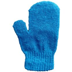 12 Units of Yacht & Smith Kids Warm Winter Colorful Magic Stretch Mittens Age 2-8 - Kids Winter Gloves