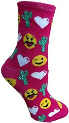 Yacht&Smith 5 Pairs of Womens Crew Socks, Fun Colorful Hip Patterned Everyday Sock (Color Prints C) - Womens Crew Sock