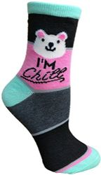 Yacht&smith 5 Pairs Of Womens Crew Socks, Fun Colorful Hip Patterned Everyday Sock (color Prints g) - Womens Crew Sock
