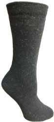 Yacht&smith 6 Pairs Womens Boot Socks, Thick Warm Winter Crew Sock (6 Pairs, Assorted c) - Womens Crew Sock