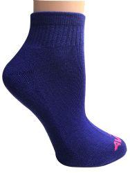 20 Units of Socks'nbulk 20 Pair Pack Womens Cushion Athletic Performance Socks, Neon Sport Socks - Womens Ankle Sock