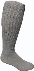6 Units of Yacht & Smith Men's Cotton Extra Heavy Slouch Socks, Thick Boot Sock for mens - Mens Crew Socks