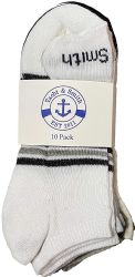60 Units of Yacht & Smith Boys Colorful Fun Printed Thin Lightweight Low Cut Ankle Socks  - Boys Ankle Sock