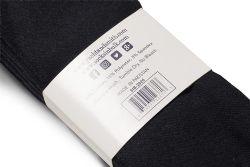 72 Units of Yacht & Smith Men's Navy Cotton Terry Athletic Tube Socks, Size 10-13 - Mens Tube Sock