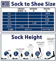 12 Units of Yacht & Smith Men's Cotton Quarter Ankle Sport Socks Size 10-13 Solid Black - Mens Ankle Sock