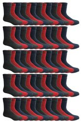 60 Units of Yacht & Smith Womens Winter Thermal Crew Socks Size 9-11  - Womens Thermal Socks