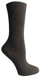 60 Units of Socksnbulk Womens Dress Crew Socks, Bulk Pack Assorted Chic Socks Size 9-11 - Womens Dress Socks