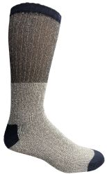 60 Units of Yacht & Smith Womens Cotton Thermal Crew Socks, Cold Weather Boot Sock, Size 9-11 - Womens Thermal Socks