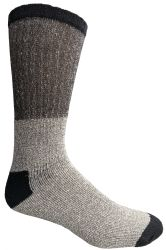 72 Units of Yacht & Smith Womens Cotton Thermal Crew Socks, Cold Weather Boot Sock, Size 9-11 - Womens Thermal Socks