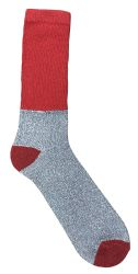 120 Units of Yacht & Smith Mens Thermal Ring Spun Non Binding Top Cotton Diabetic Socks With Smooth Toe Seem - Men's Diabetic Socks