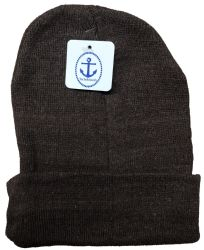 240 Units of Yacht & Smith Assorted Unisex Winter Warm Beanie Hats, Cold Resistant Winter Hat Bulk Buy - Bulk Hats for Homeless and Charity